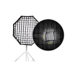 "Photographic Honeycomb Grid for 120cm/47"" Octagon Studio/Strobe Umbrella Softbox"