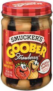 Smucker's Goober Strawberry 18 oz Jar