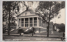 RPPC - Plant City, FL - Methodist Church - 1940s era