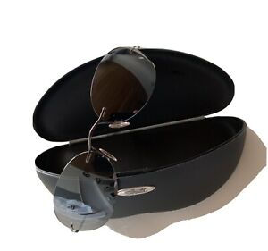 Silhouette Original Titan Grey, mit Etui, Matrix Sonnenbrille 😎