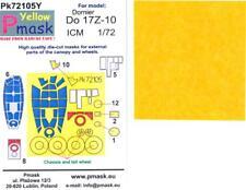 Model Maker 1/72 DORNIER Do-17z-10 Kabuki Tape Paint Mask Set for ICM Kit