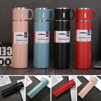 20oz Double Wall Stainless Steel Water Bottle Vacuum Insulated Cup Thermos Flask