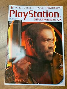 Official PlayStation Magazine Feb 2021 Deathloop Ltd Ed Subscriber Cover