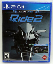 Ride 2 Playstation 4 PS4 Motorcycle Bike Racing *Day One Edition*
