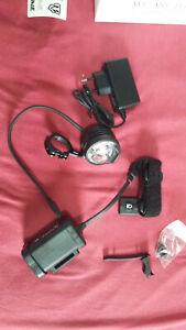 Lupine SL AF7 StVZO Fahrradlampe mit 6.9Ah  Akku