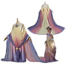 Star Wars Padme Naberrie Amidala Dress Cosplay Costume