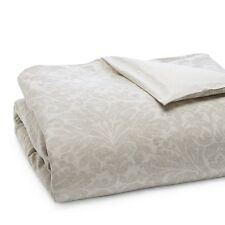 Bloomingdale's 1872 Clermont Cotton FULL/QUEEN Duvet Cover TAUPE Bedding D352