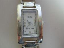 #440 ladys sterling silver ECCLISSI  watch bracelet