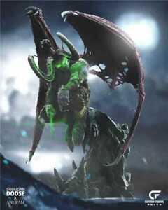 World of Warcraft - Illidan Stormrage (Sturmgrimm) Statue   von CatFish Studios