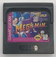 Mega Man (Cartridge Only), Game Gear, Authentic, Cleaned, Tested