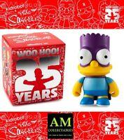 Kidrobot - The Simpsons 25th Anniversario Mini Serie - Bartman Figura Nuovo IN