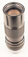 Canon Zoom 100-200mm F/5.6 SC Manual Lens With Breech Lock FD Mount