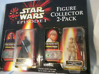 STAR WARS EPISODE 1 Darth Maul and Anakin Skywalker 2 Figure Collector Pack