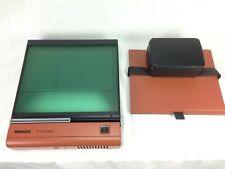 MINOX M1 protable Microfiche Lesegerät DIN A6 Betrachtungsgerät
