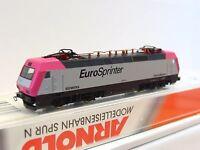 Arnold N 2435 E-Lok BR 127 001-6 Euro Sprinter Krauss Maffei DB OVP (TR530)