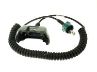 *NEW* Zebra RW-420 Handheld Mobile Printer Cradle Cup Cable CL17219-1 Assy 8000