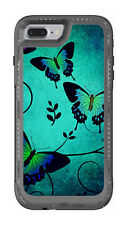 Skin Decal Wrap for Iphone 8 Plus Otterbox Pursuit Case Abstract Butterflies Art