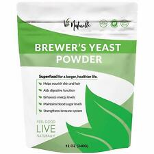 New ListingBrewers Yeast Powder Breastfeeding Supplement to Increase Mother's Milk - 12 oz