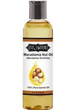 Lisse Essentials Macadamia Nut Carrier Oil, 4 oz