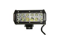 36W LED Arbeitsscheinwerfer 12/24V 12 LEDs Scheinwerfer Auto Offroad SUV PKW ATV
