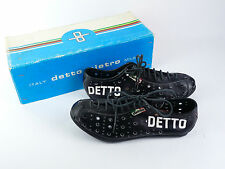 Detto Pietro shoes Italian cycling size 36 Vintage Bike Racing shoe NOS