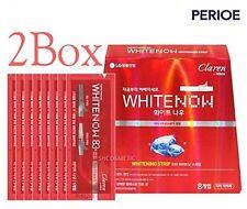 LG Claren WHITE NOW Strip Mint Scent / Whitening Teeth Care 2set
