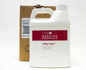 CND Shellac Service Essentials Offly Fast Moisturizing Remover - 32oz/946ml