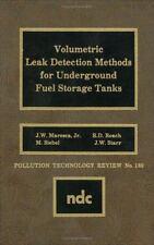 Pollution Technology Review: Volumetric Leak Detection Methods for...