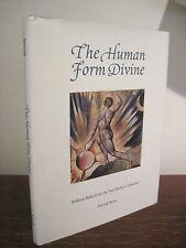 1st/1st Printing THE HUMAN FORM DIVINE William Blake ART Yale PAUL MELLON Noon