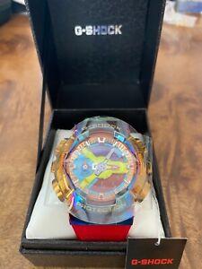 Casio G-Shock Limited Edition Rainbow Men's Watch - GM110RB-2A