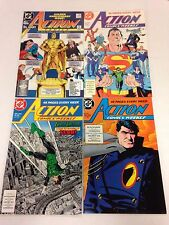 Action Comics #600 601 602 603 604 605 606 607 608 609 610 through 620 21 issues