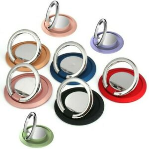 Mobile Phone Ring Holder Finger Grip Rotates 360° Stand Mount for Mobile Phones