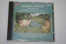 Keneth Leighton Cello Concerto Symphony No3 SNO Thomson  CD Like New