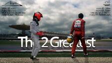 "047 Michael Schumacher - Mercedes Germany F1 Racing Driver 24""x14"" Poster"