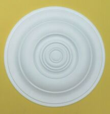 46 CM  Ceiling Rose Polystyrene Easy Fit Lightweight 'INFINITY' Quality Rose