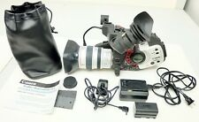 Canon XL1s 3CCD Digital Video Camcorder Cam MiniDV Tape Professional DMXL1S