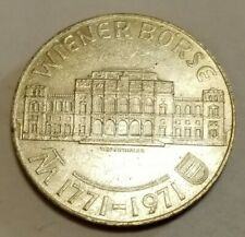 1971 Austria 25 Silver Shillings in BU Nice Piece For Your Set Priced Right   a7
