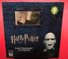 GENTLE GIANT Harry Potter LORD VOLDEMORT with NAGINI Mini Bust 2012 PGM New MIMB