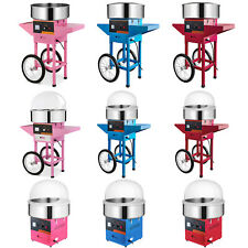 More details for electric cotton candy maker machine/cover stainless steel sugar candy floss bowl
