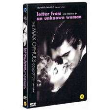 Letter From An Unknown Woman (1948) / Max Ophüls / DVD, NEW