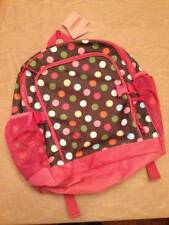 NWT Gymboree Lots of Dots Polka Dot Backpack
