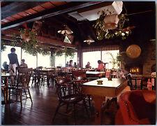 1970s CLIFF HOUSE BEN BUTLER BAR & RESTAURANT in SAN FRANCISCO~8x10 GLOSSY PHOTO