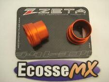 KTM XC150/200/250/300 ZETA Delante ESPACIADOR DE RUEDA NARANJA