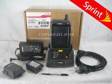 Symbol Motorola Mc75A Mc75A8-P4Eswqra9Wr Wireless Sprint Barcode Scanner Mc75