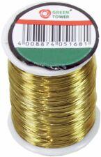 Messingdraht 1000 mm 0,5mm bis 3,0mm Größe Wählbar 1m Draht Messing
