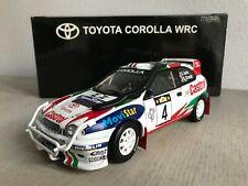 AUTOart 1:18 Toyota Corolla WRC #4 Safari Rally 1999 Auriol (AA89921)