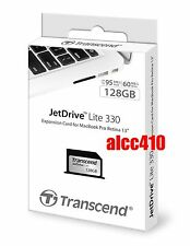 Transcend JetDrive Lite 330 128gb Expansion Card for Mac
