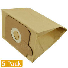 Electrolux E51 E51n E65 Z1011 Z1015 Z2300 Boss Mondo Hoover Bags 5 Pack BAG213