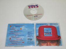TOYS/SOUNDTRACK/VARIOUS(WEA WMC5-587) JAPAN CD ALBUM