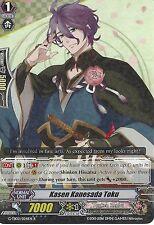 CARDFIGHT VANGUARD CARD: KASEN KANESADA TOKU - G-TB02/024EN R RARE